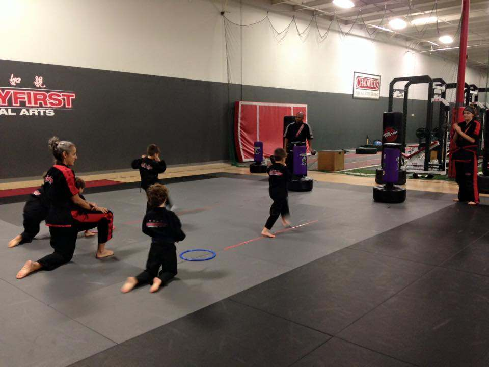 Preschool Family First Ma 3, Family First Martial Arts in Franklin, TN