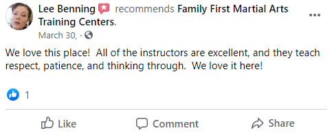 Adult2, Family First Martial Arts in Franklin, TN
