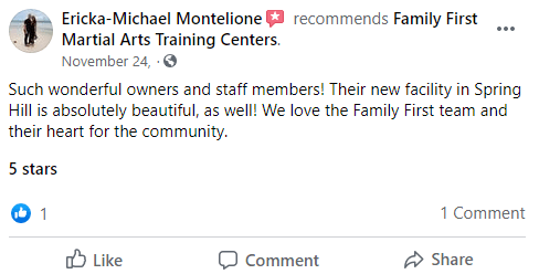 Adult4, Family First Martial Arts in Franklin, TN