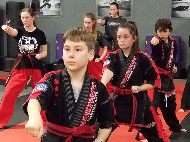 K2, Family First Martial Arts in Franklin, TN