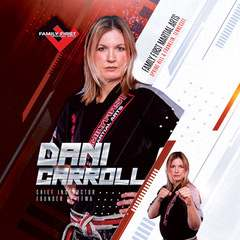 Dani Carroll, Family First Martial Arts in Franklin, TN