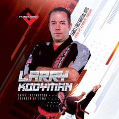 Larry Kooyman, Family First Martial Arts in Franklin, TN