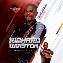 Richard Winston, Family First Martial Arts in Franklin, TN