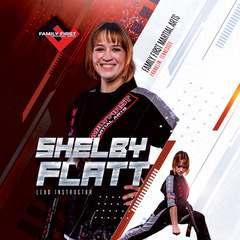 SHELBY FLATT, Family First Martial Arts in Franklin, TN